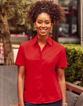 Ladies' Poplin Shirt