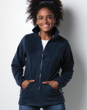 Women's Full Zip Active Fleece