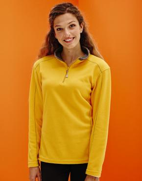Ladies' Ashville Half Zip Fleece