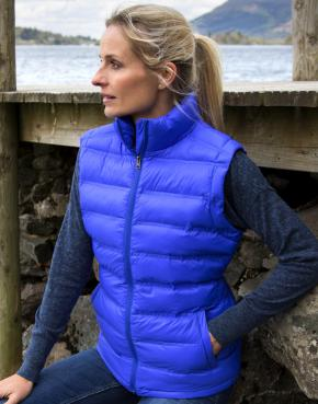 Ladies' Ice Bird Padded Gilet