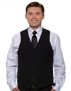 Basic Waistcoat Men
