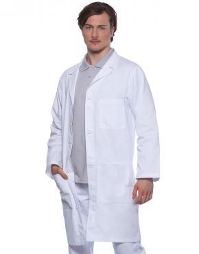 Poly/Cotton Workcoat Basic Men