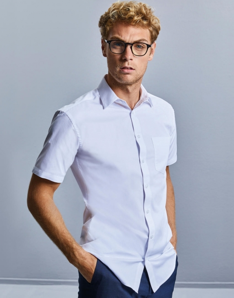 Men's Tailored Coolmax® Shirt