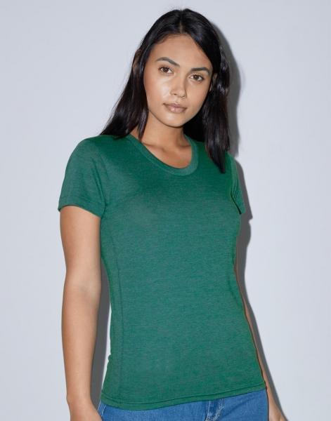 Women's Tri-Blend Crew Neck T-Shirt