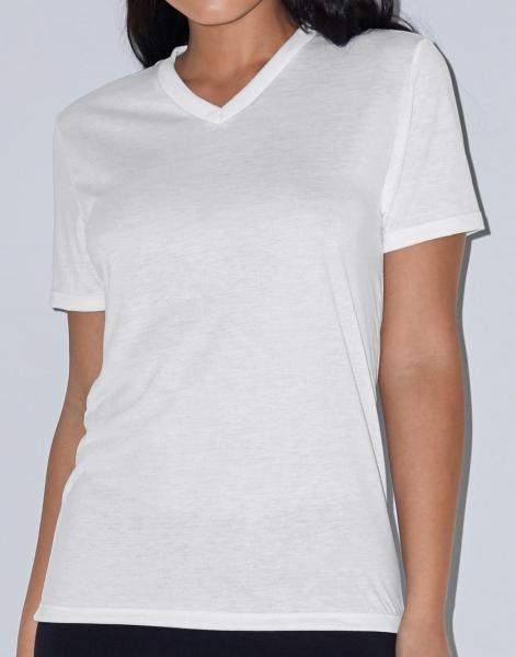 Women's Sublimation Classic V-Neck T-Shirt