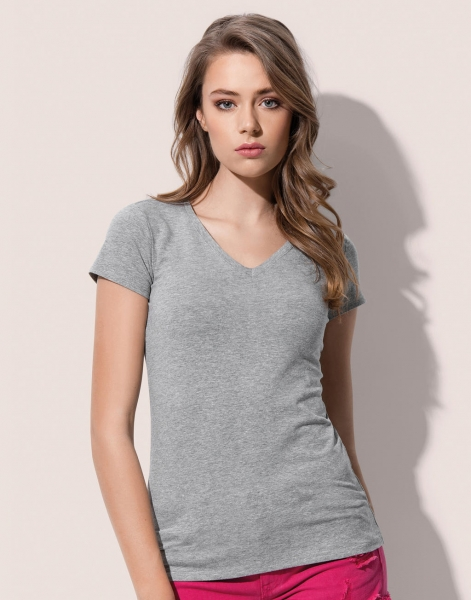 Tričko Claire V-neck