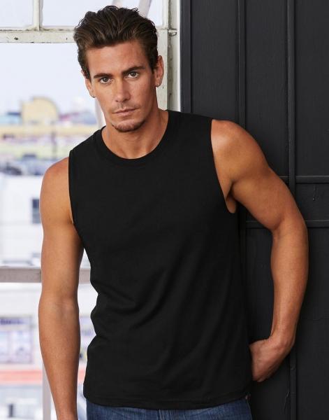 Camiseta Atleta Muscle unisex