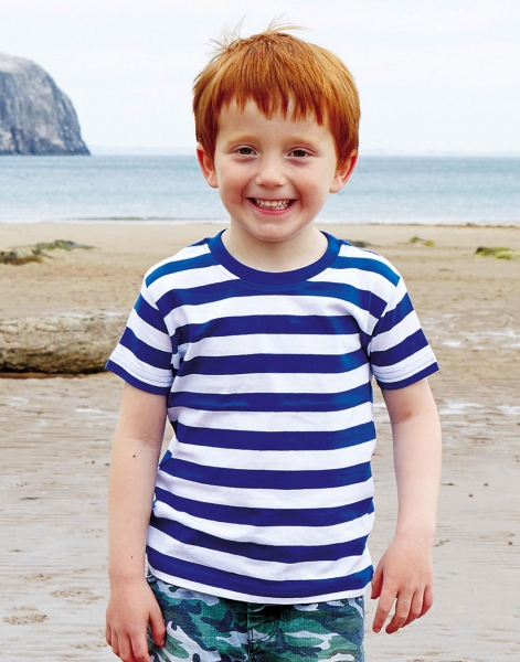 Kids' Stripy T