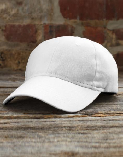 Gorra de sarga peinada