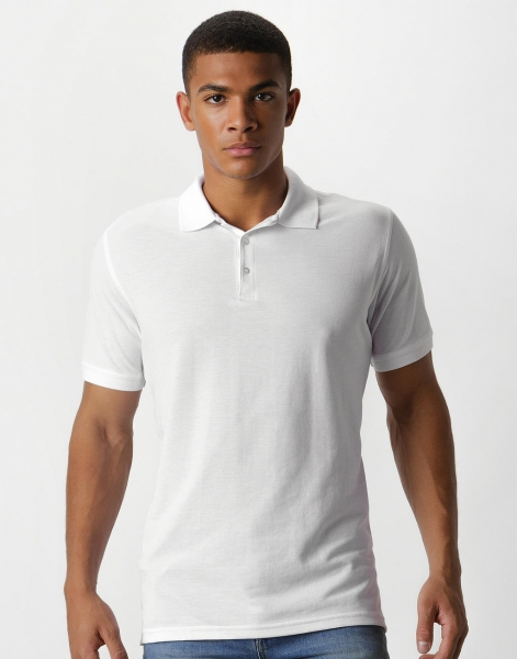 Klassic Slim Fit Polo Superwash® 60º