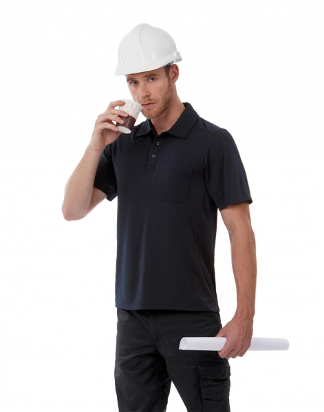 CoolPower Pro Polo Pocket Polo