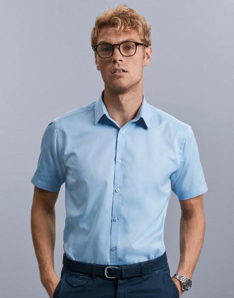 Men's Herringbone Shirt