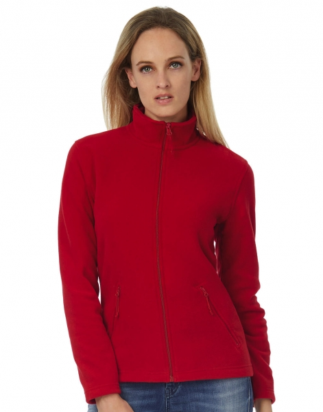 ID.501/women Micro Fleece Full Zip