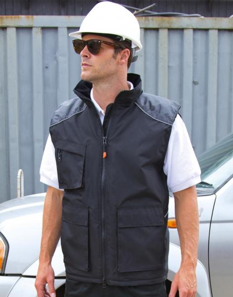 Work-Guard Vostex Bodywarmer