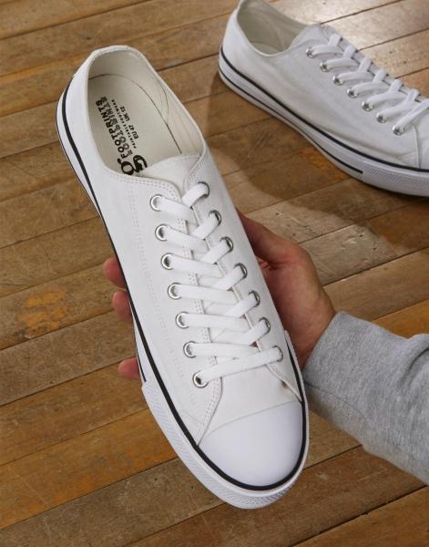 Zapatillas imprimibles XL y de caña baja