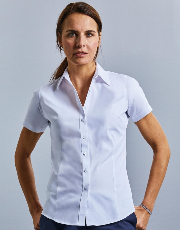 Ladies' Tailored Coolmax® Shirt
