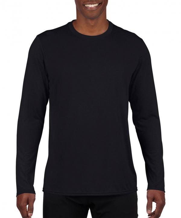 Camiseta Performance® manga larga hombre