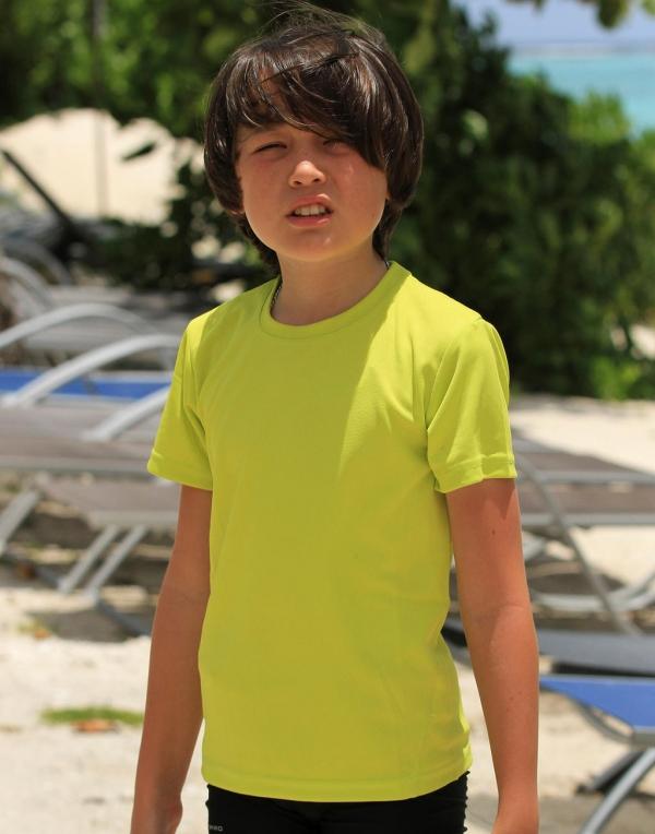 Camiseta secado rápido niño