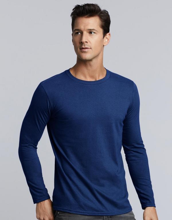 9eba3f57e89 Gildan Mens Softstyle® Long Sleeve Tee
