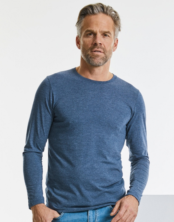 Men's Long Sleeve HD T