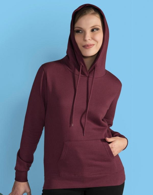 Ladies' Hooded Sweatshirt