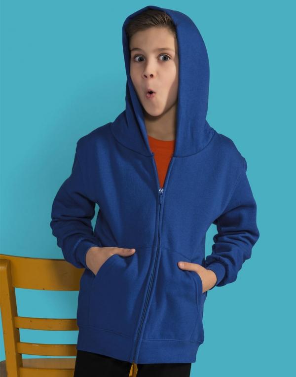 Zip Hood Kids