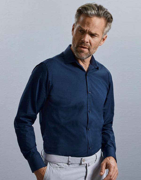 Men's LS Ultimate Stretch Shirt