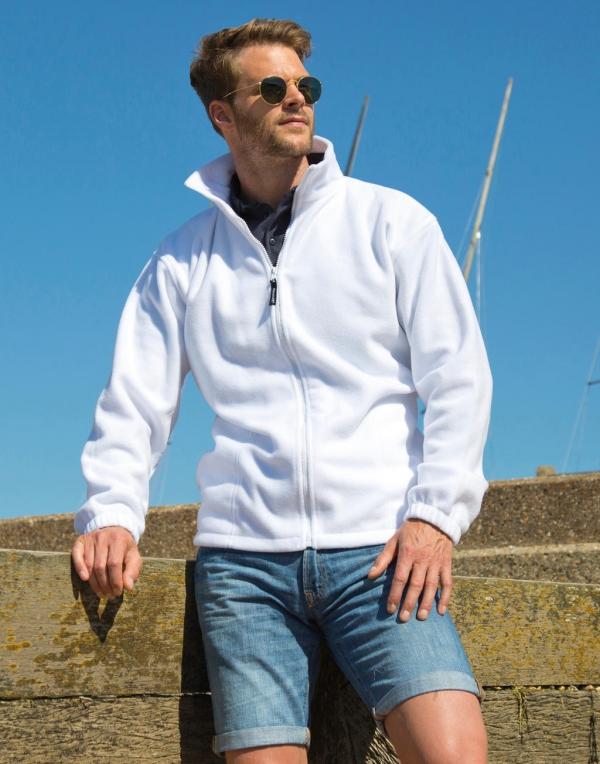 Full Zip Active Fleece Jacket