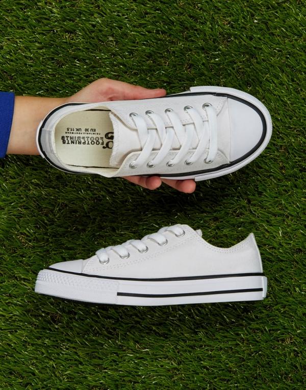 Zapatillas imprimibles Junior y de caña baja
