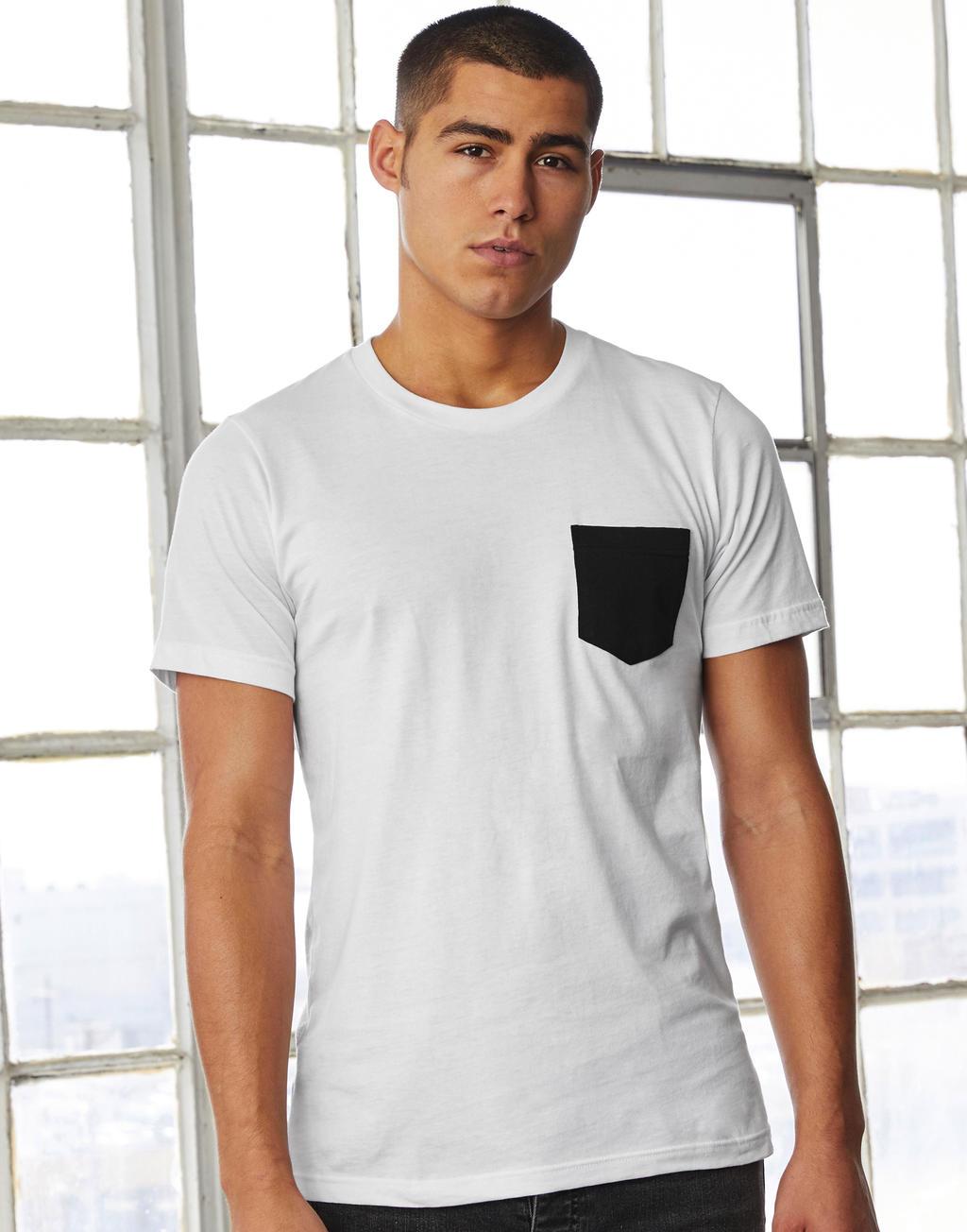 4890595cd7f4f0 Camiseta con bolsillo hombre