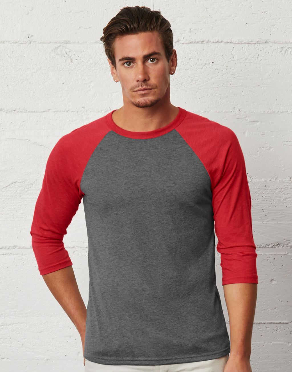 30e859ab5 Unisex 3/4 Sleeve Baseball T-Shirt