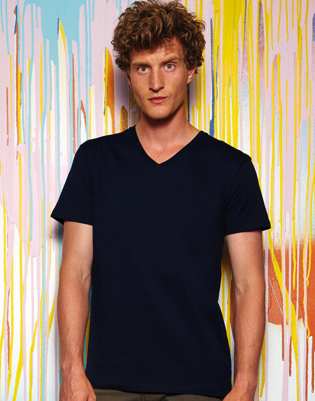e2a6ac601e Camiseta orgánica Inspire V men