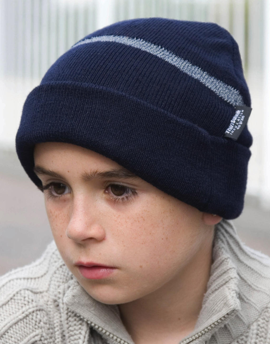f1dc59b89cf Junior Thinsulate™ Woolly Ski Hat