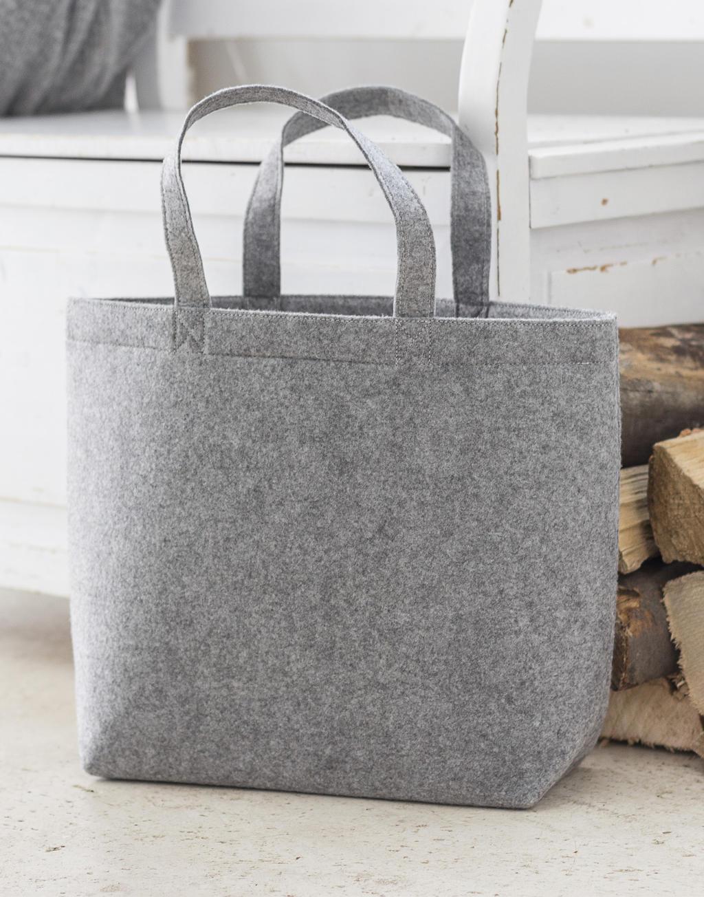 b9a2056b8bb06 Duża zakupowa torba z filcu