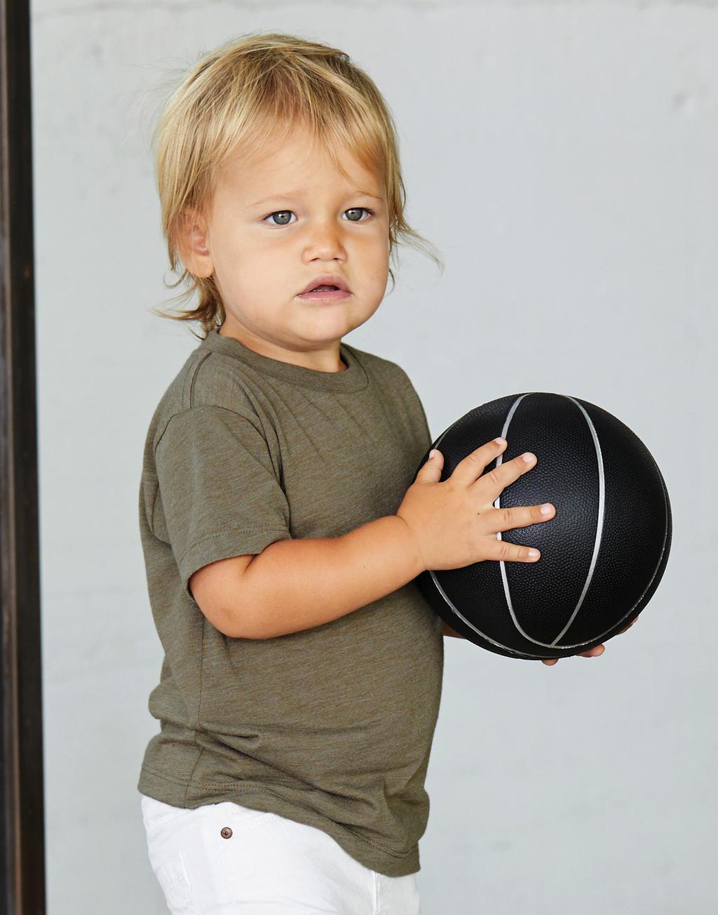 7dcf14fd Toddler Triblend Short Sleeve Tee