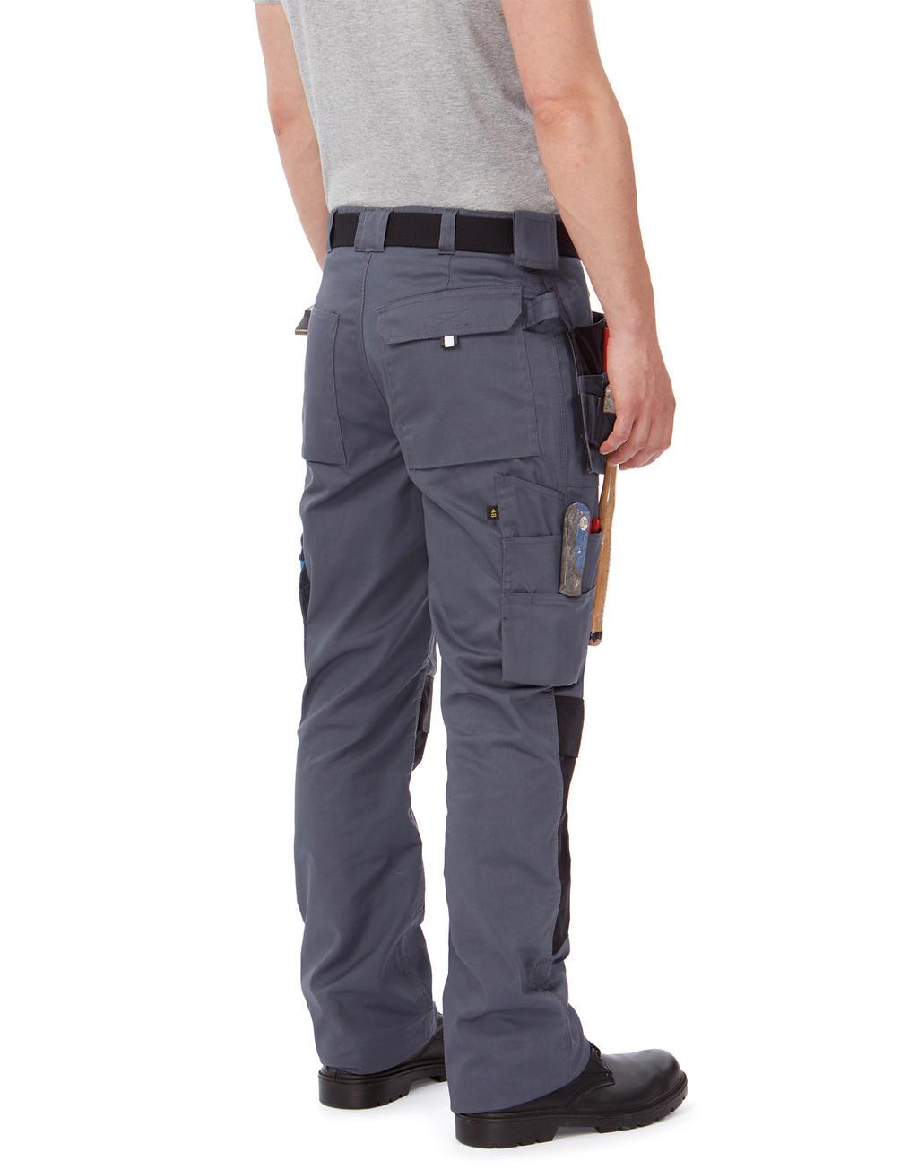 5a1027b2c Next. Pracovné nohavice Trousers Performance Pro. B&C Pro