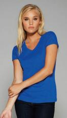 Bella V neck T-shirt 1005