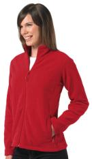 Russell Collection Ladies' Full Zip Outdour Fleece                                   R-870F-0