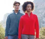 Fruit of the Loom Outdoor full zip fleece 62-510-0