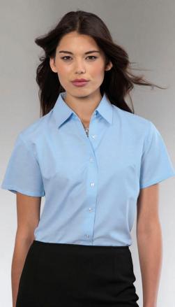 Bluzka Oxford z krótkimi rękawami 701.00