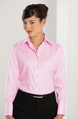 Bluzka damska bez prasowania z długimi rękawami 706.00