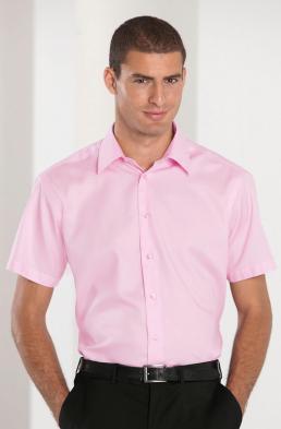Dopasowana koszula - bez prasowania