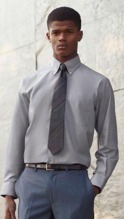 Koszula Oxford z długimi rękawami 778.01