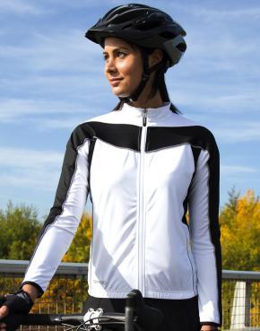 Ladies Bikewear Performance Top LS