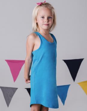 Girls Racerback Vest Dress