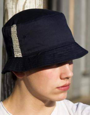 Sporty Hat with Mesh Panels