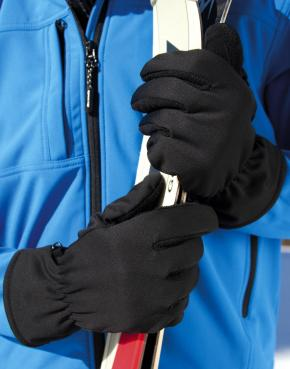 Softshell Thermal Glove