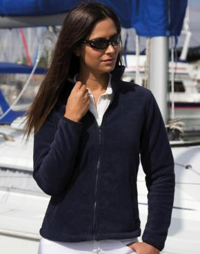 Womens Fashion Fit Outdoor Fleece
