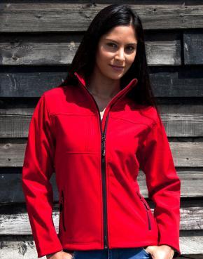 Ladies Classic Softshell Jacket
