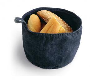Denim Table Bread Basket - HUD03